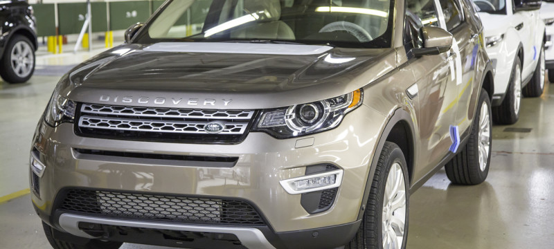 Jaguar Land Rover scouting locations for a Southern US factory