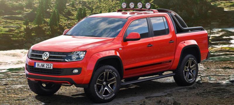 The VW Amarok won't be sold in the U.S., all because of cheap American chicken